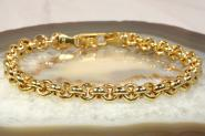Erbsarmband Gold 750 Chini Brev