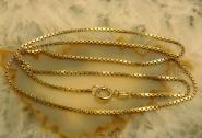 Venezia Kette Gold 585, 43 cm