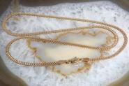 Goldkette 333 42 cm