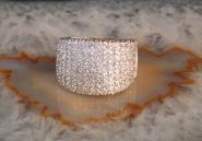 Ring Gold 585  mit Diamanten 1,0 ct.