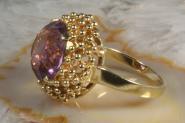 Amethyst Ring Gold 585