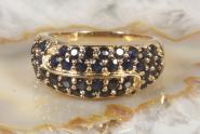 Saphir Ring Gold 585