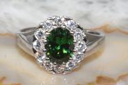 Ring Zirkonia Silber 925