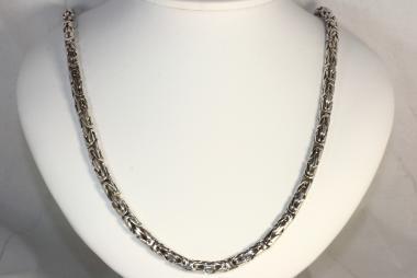 Königskette Silber 59 cm