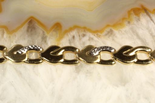 Armband Gold 585 19 cm