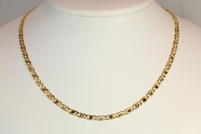 Kette Gold 375  59,5 cm x 3,5 mm