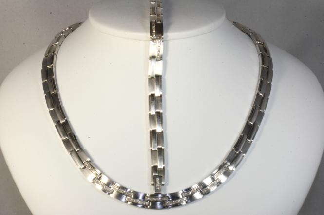 Esprit Silber 925 2 teiliges Set